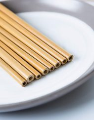 Bamboo Eco Straw